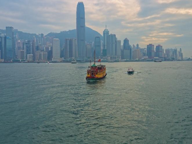 """""""Hong Kong Harbour"""", Hong Kong, China"""