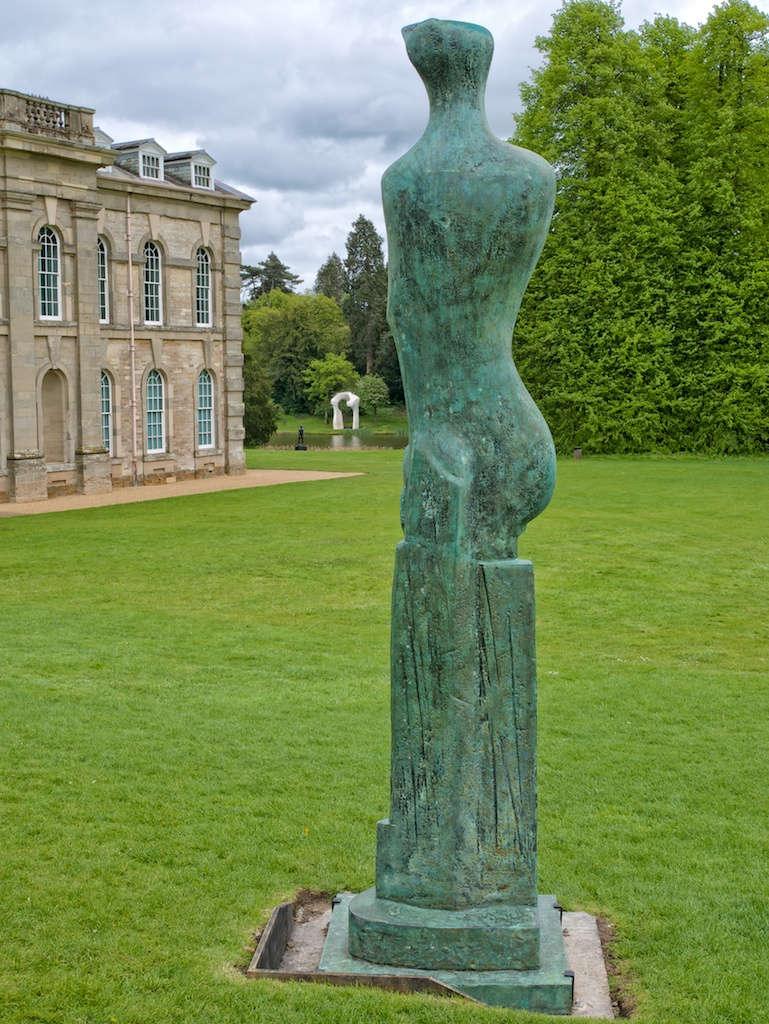 """Three Sculptures"", Warwickshire, England"