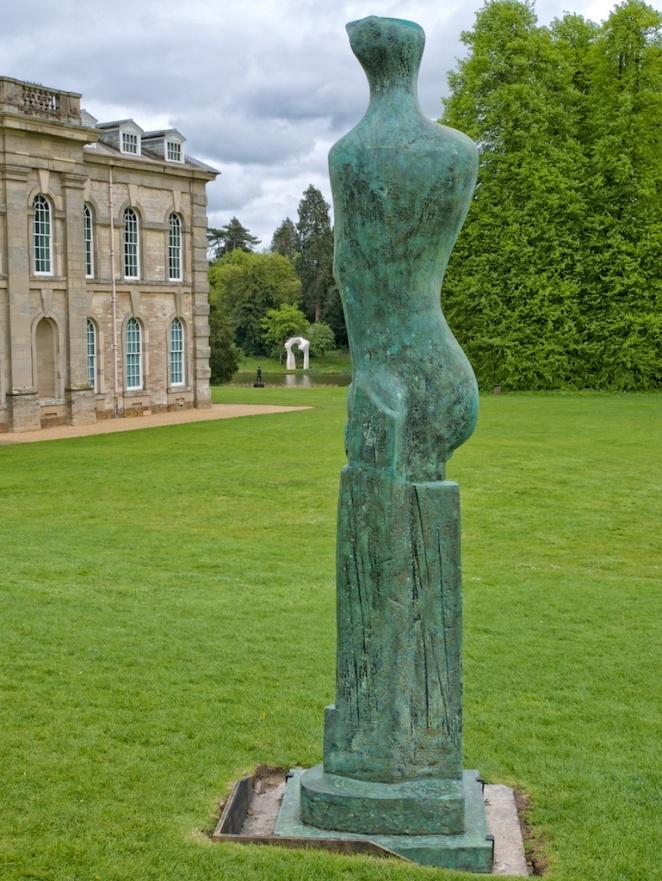 """""""Three Sculptures"""", Warwickshire, England"""