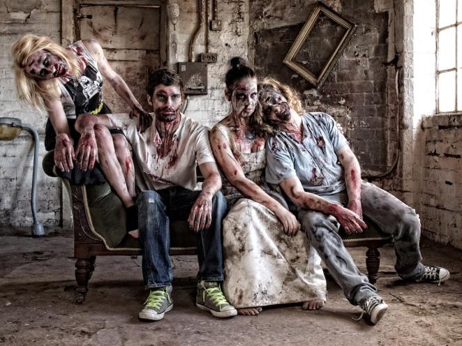 Hannah Deathridge, Jamie Chapman, Ro Tearle, Harvey McDonald