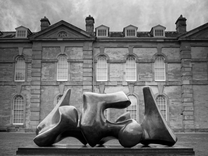 May - Henry Moore @ Compton Verney