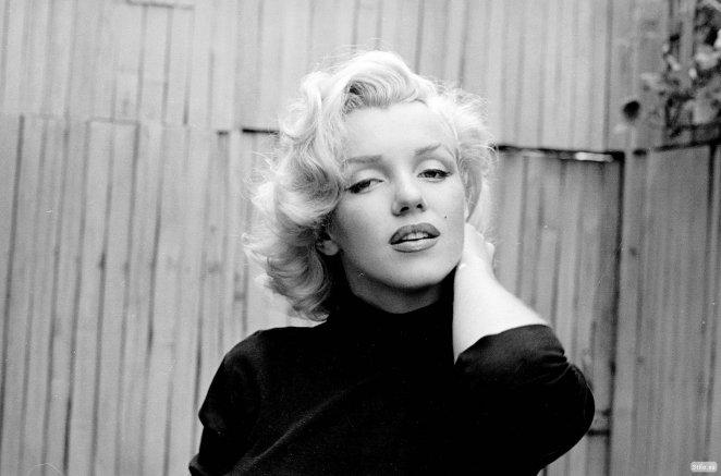 Marilyn Monroe by Alfred Eisenstaedt