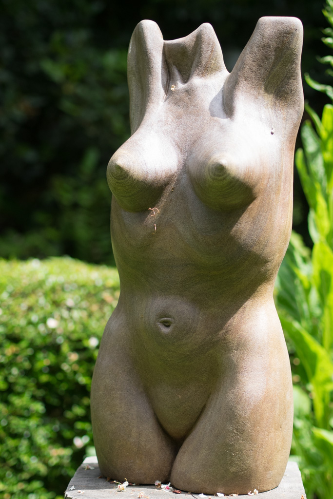 Rediscovery (front view) by Nicola Axe