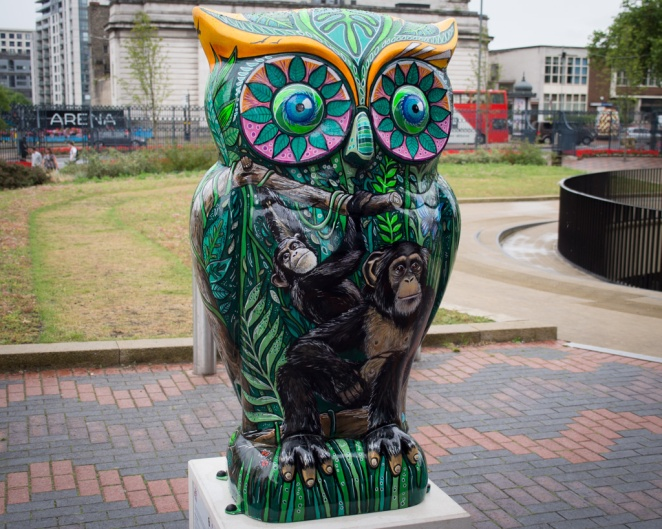 The One in Centenary Square