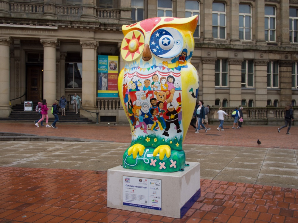 The One Outside BMAG