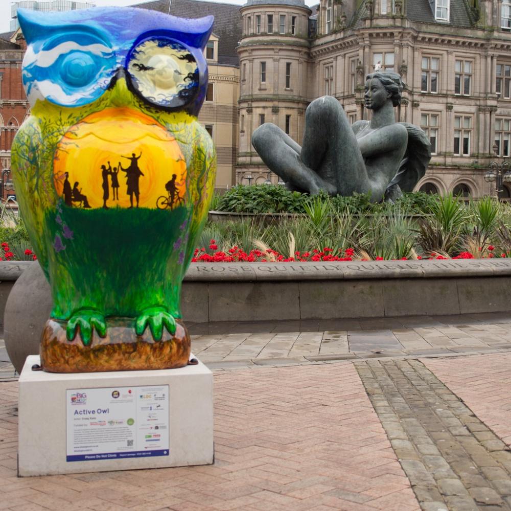 The One in Victoria Square