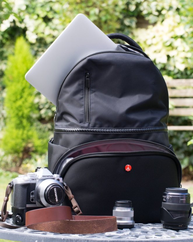 Manfrotto Advanced Active Backpack with Contents