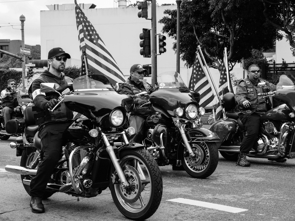 Veteran's Day Parade - Fishermans Wharf