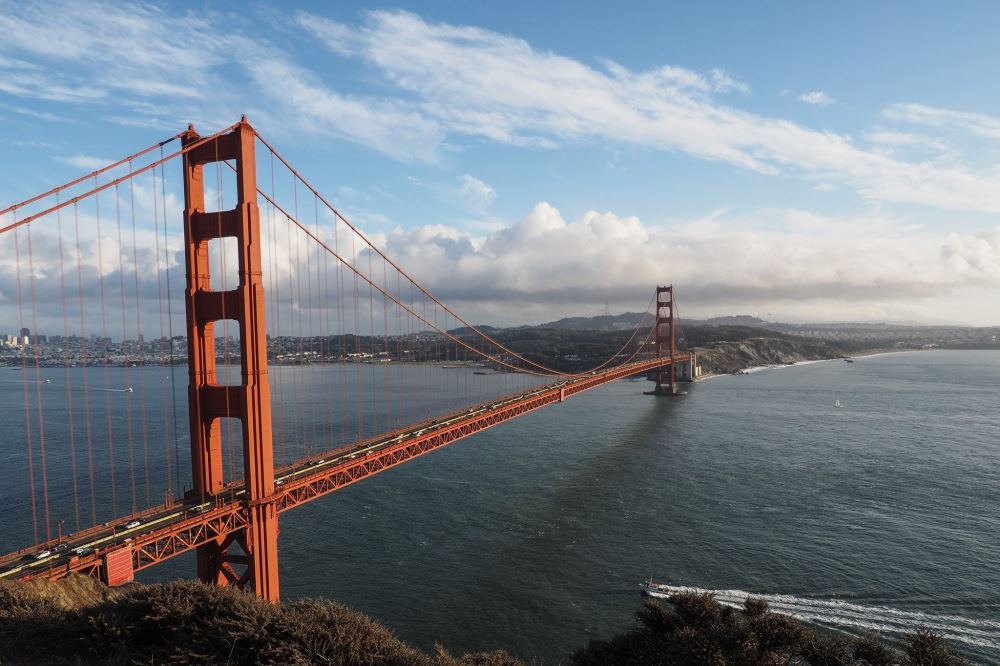 Golden Gate Bridge - The 'Classic View'