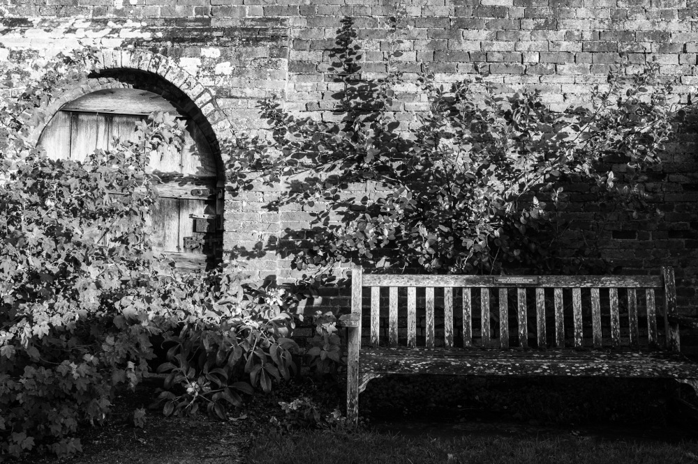 Gate and Bench