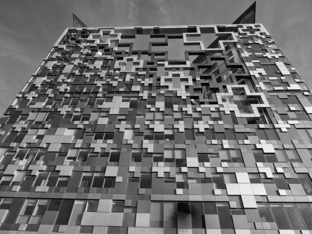 The Cube (External)