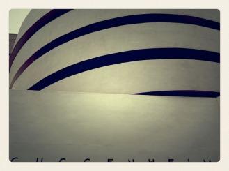 A Bit of Guggenheim