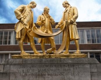 Boulton, Watt and Murdoch