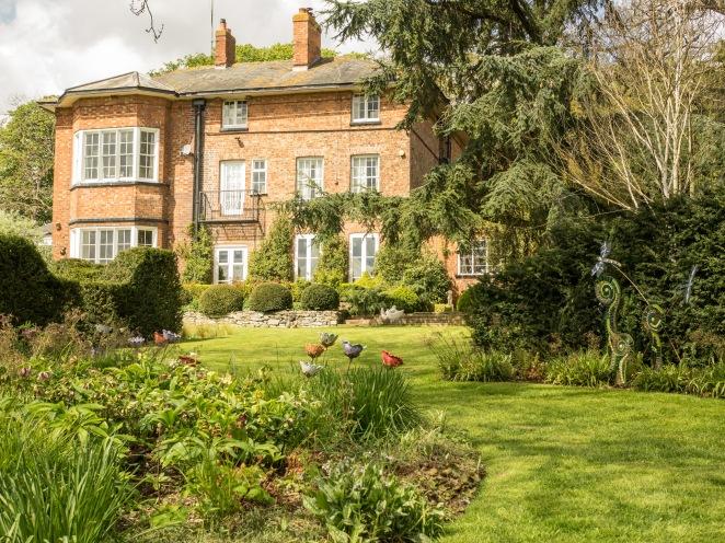 View of Showborough House