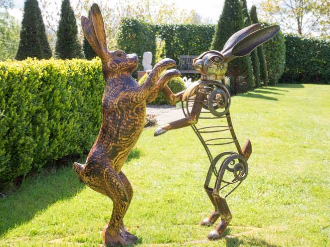 Splitting Hares by MissFire and Peter Walwin