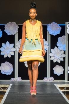 Designer: Tsitsi Fred, Model: Choko She