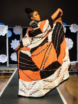 Designer: Tsitsi Fred, Model: Phyll