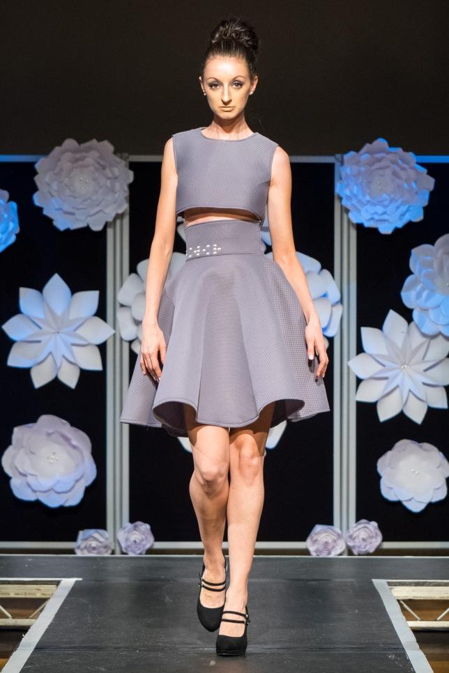 Designer: S.Vingo, , Model: Amanda Hunter