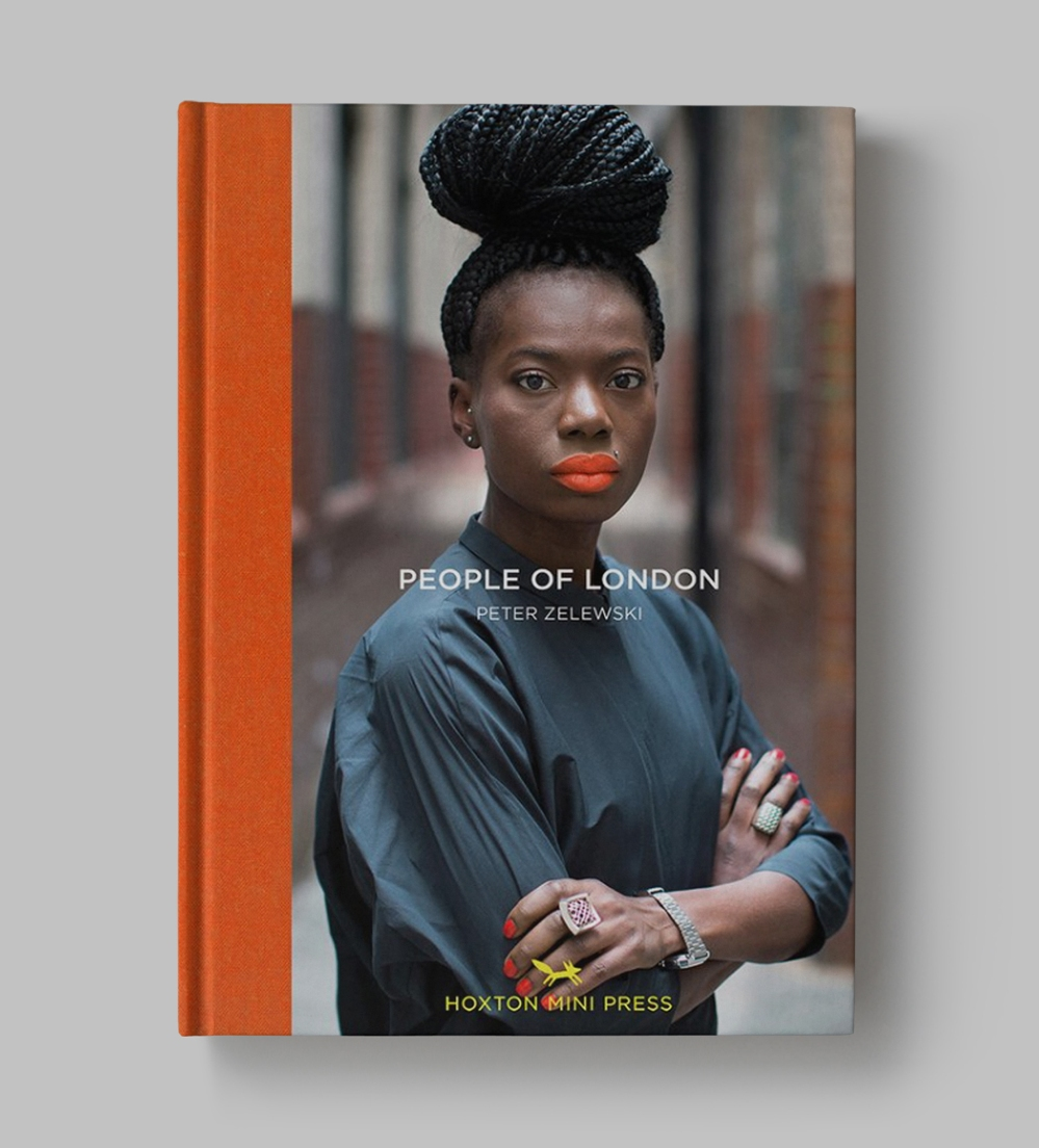 People of London by Peter Zelewski