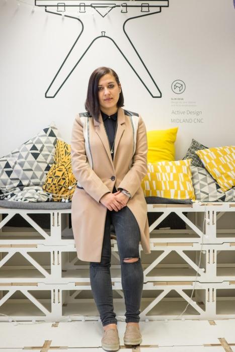 Anisa Haghdadi - Founder of Beatfreeks and Doink