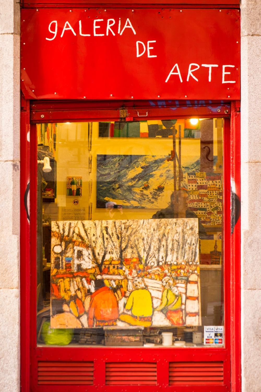Seeing Art or Selling Art?