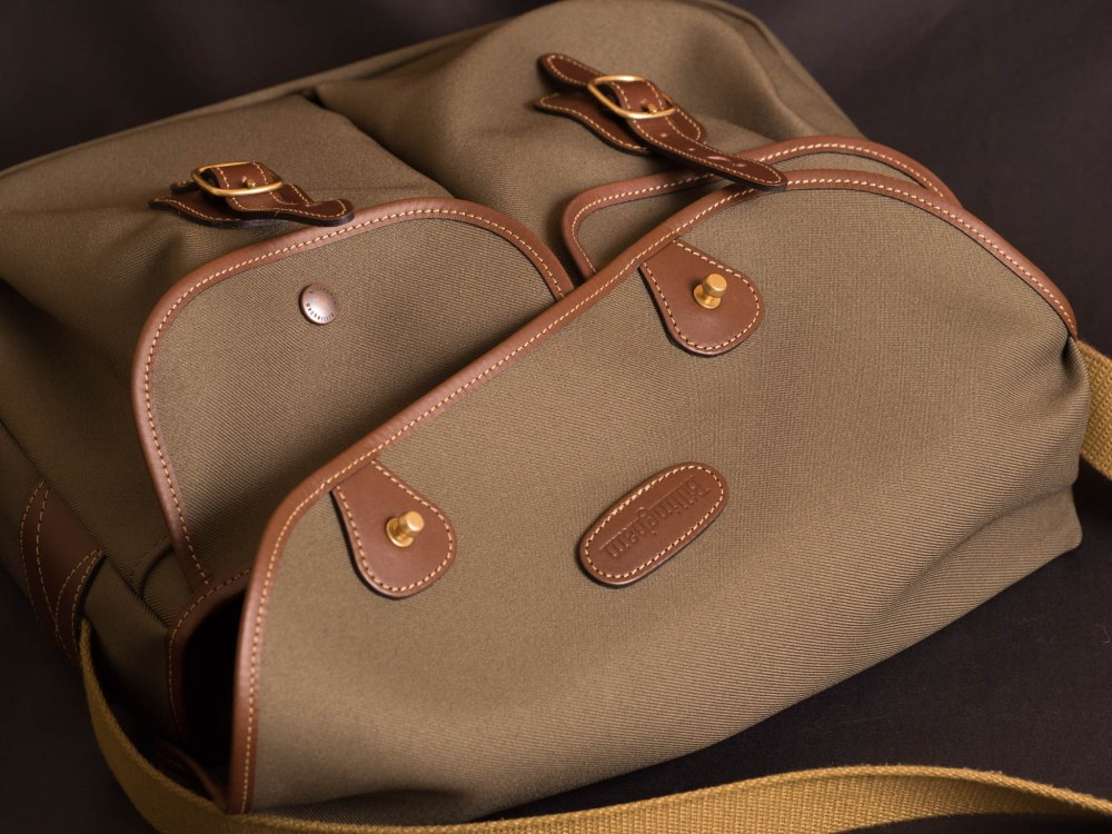 Billingham Hadley Large in FibreNyte/Tan Leather