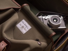 Billingham Hadley Large with Fujifilm X100F