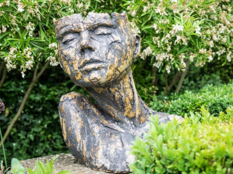Large Bust by Peter Garrard