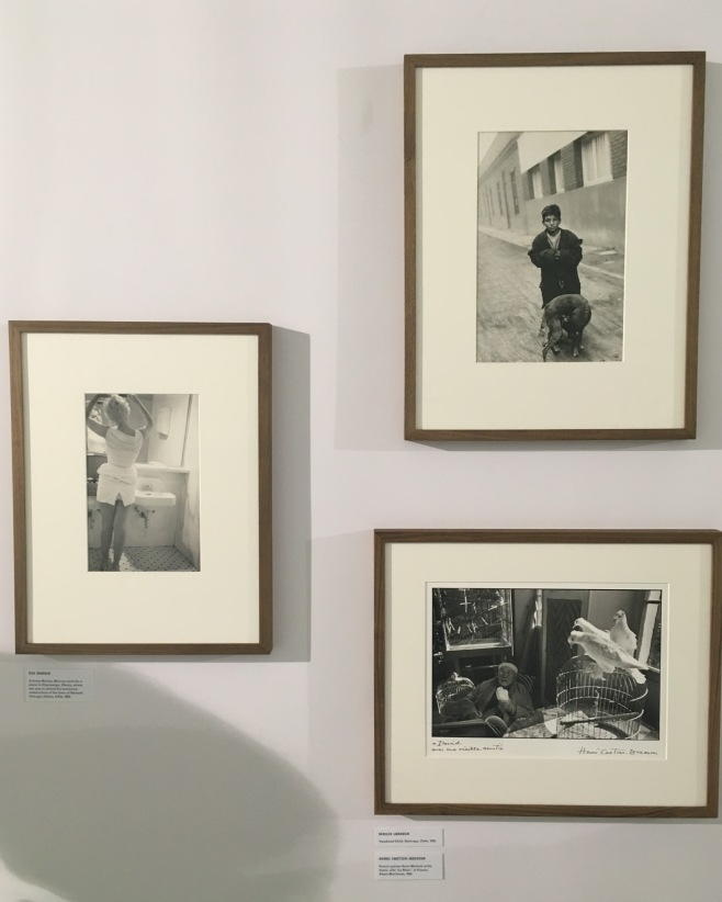 Three Images from David Hurns 'Swaps' Exhibition