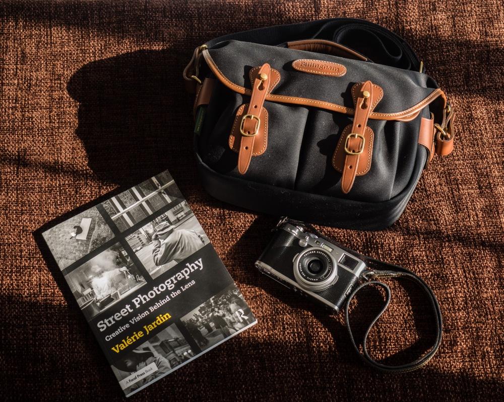 Billingham Hadley Pro - The Idea Street Bag