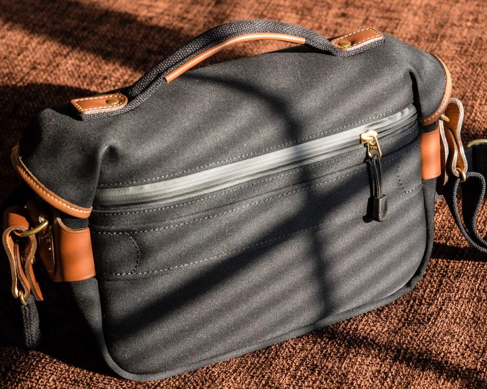 Billingham Hadley Small Pro Back Pocket and Luggage Trolley Strap
