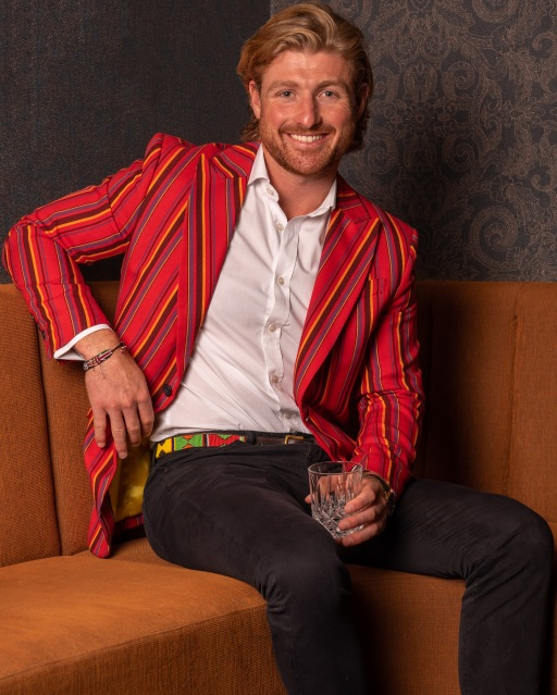 Jimmy Scott - Co-founder of Koy Clothing
