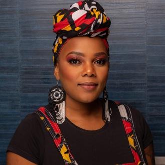 Chiedza Dawn Ziyambe - Founder of Zimbabwe Fashion Showcase