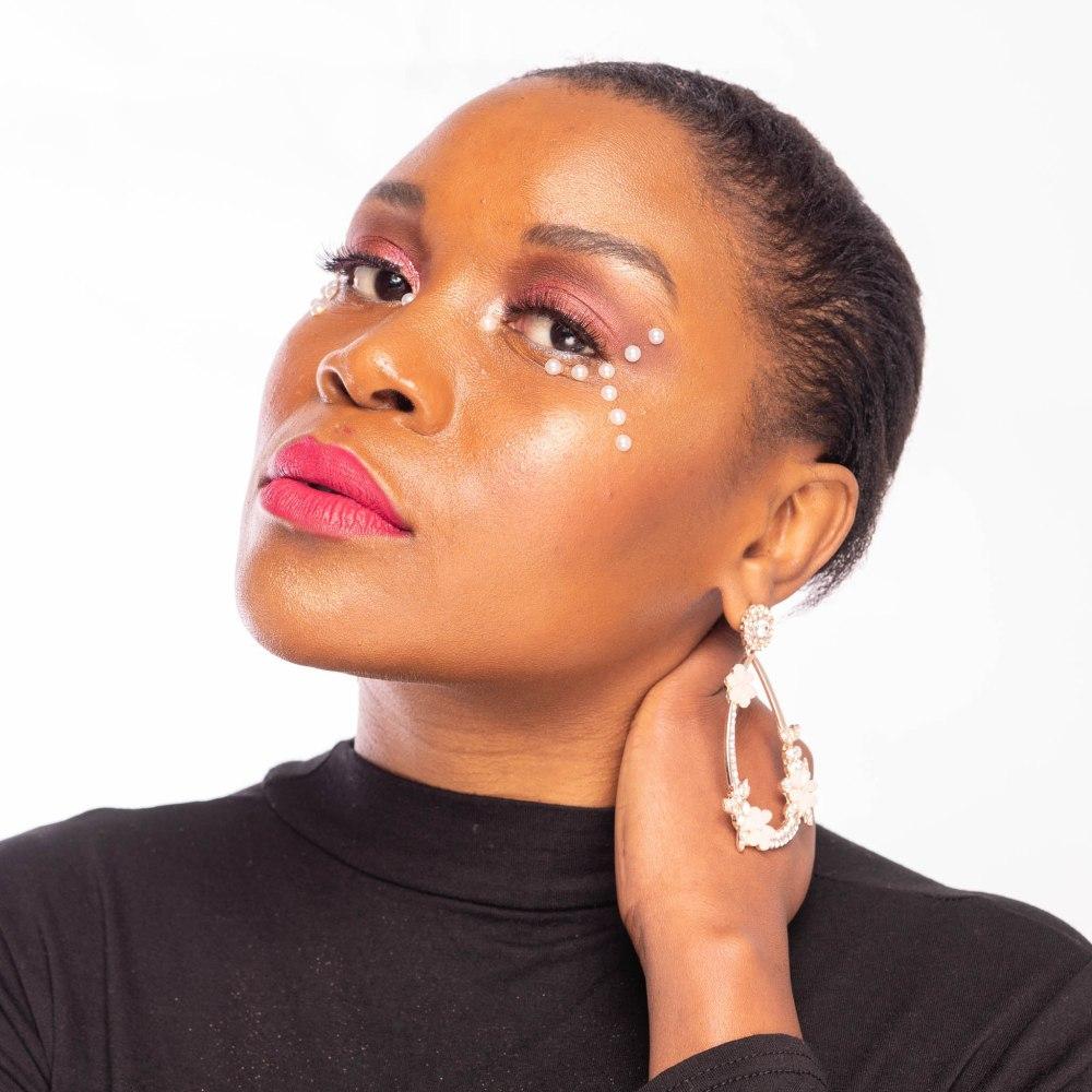 Ntombi Shibambo - Makeup by Guzala