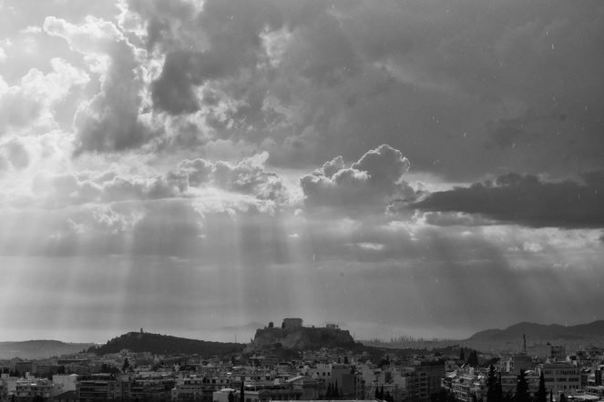 Acropolis, Athens (Late Afternoon) - Fujifim X-T3, 35mm f/2, ISO160, F/11 @ 1/320s