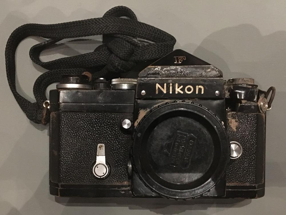 McCullin's Nikon