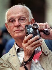 Henri Cartier-Bresson and His Leica