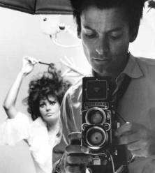 Richard Avedon and His Rolleiflex