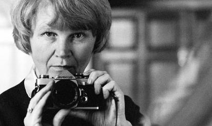 Jane Bown and Her Olympus