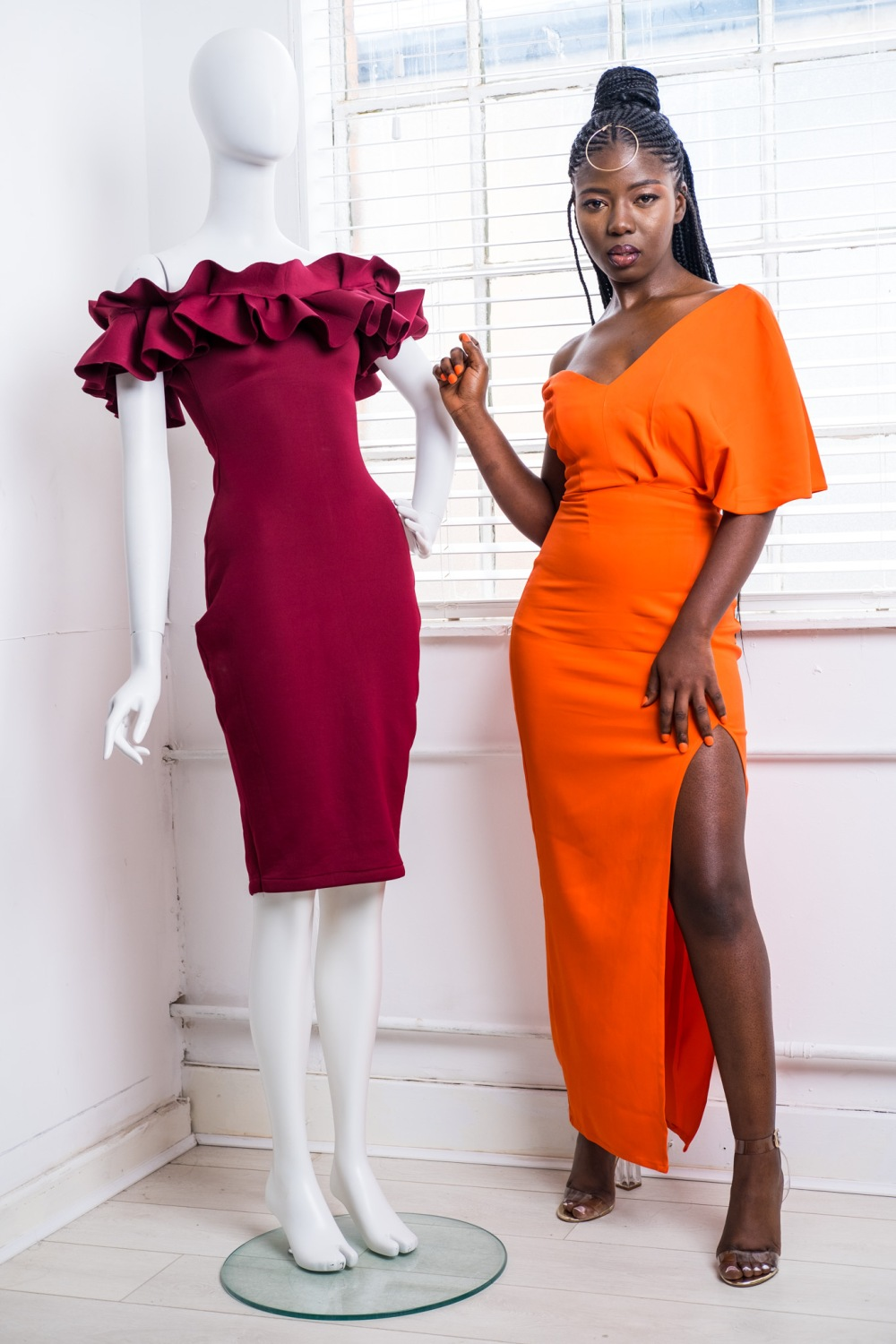 Fashion Designer Milly Poku