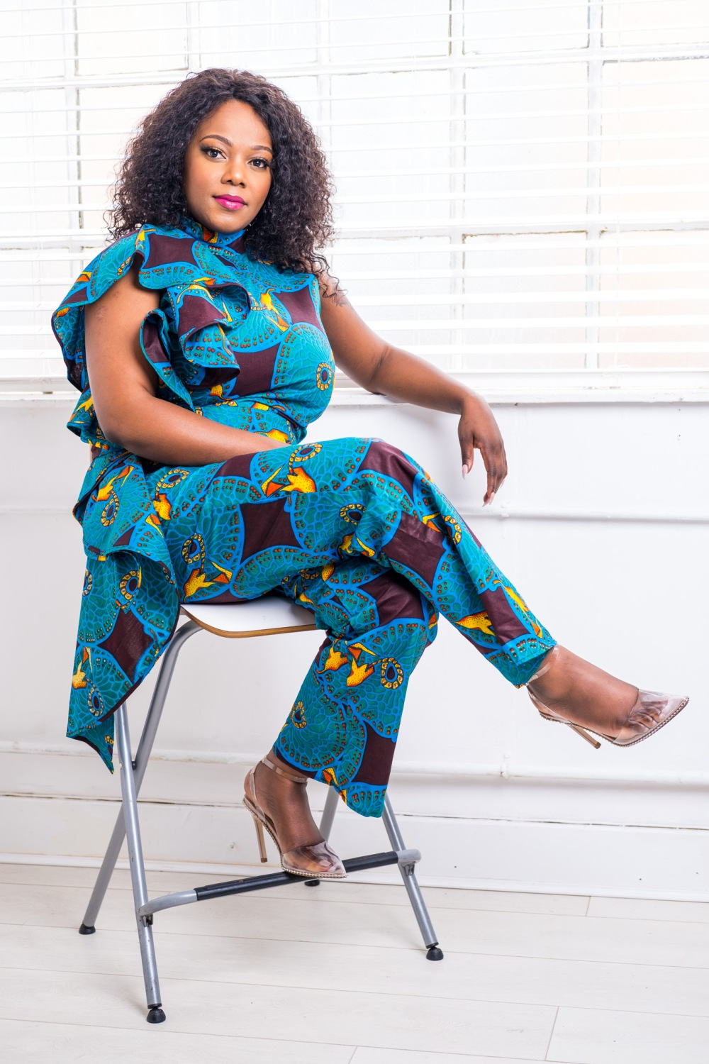 Fashion Designer and Entrepreneur Chiedza Dawn Ziyambe