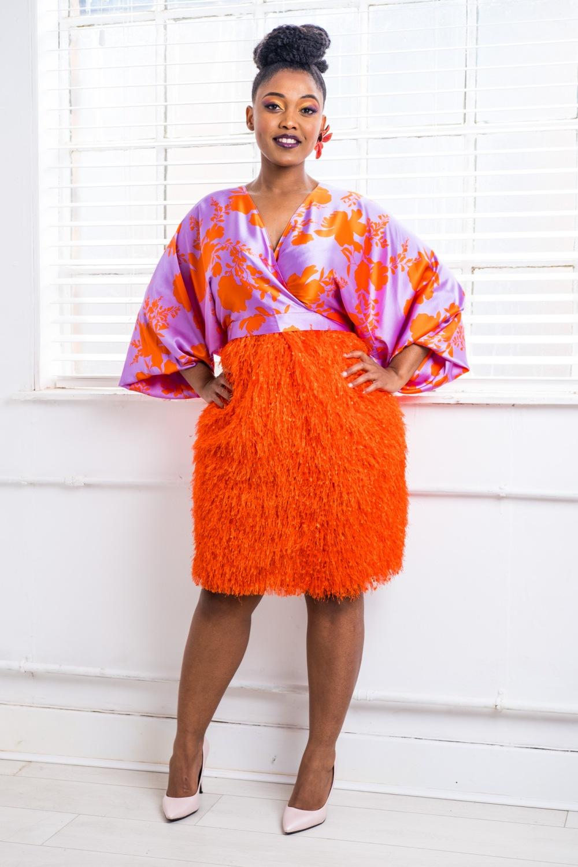 Fashion Designer Isabella Sitsha